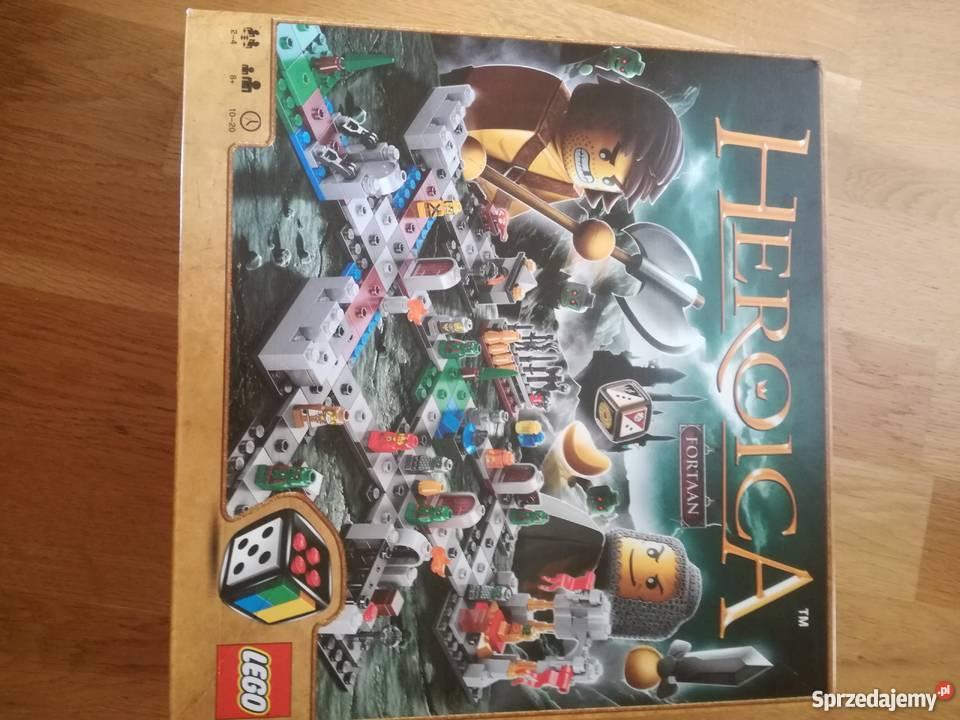 OKAZJA LEGO HEROICA ZAMEK FORTAN 3860 Psary sprzedam