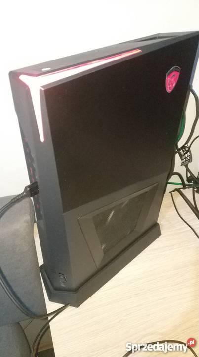 Komputer i5 7400 GTX1050 Ti 1TB HDD 120GB SSD! MSI Trident 3