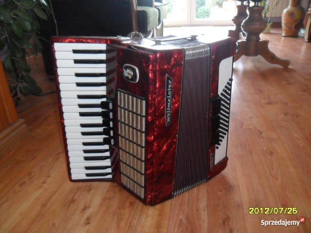 Akordeon weltmeister 80 sprzedam