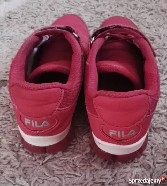 Buty sportowe chłopięce Fila r.35