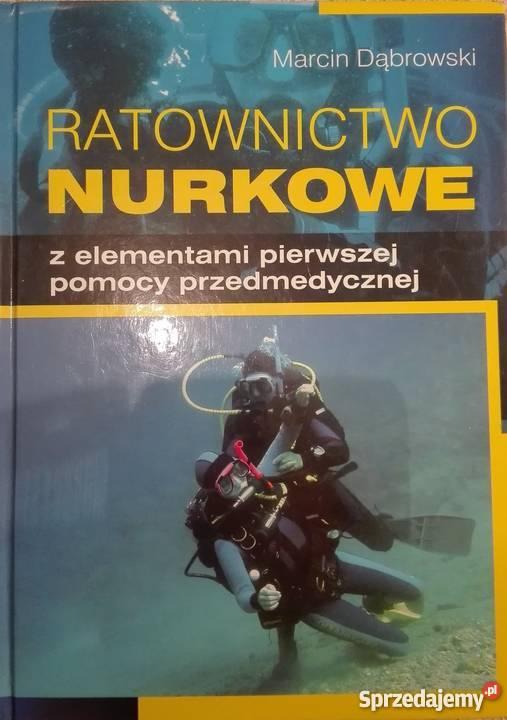 RATOWNICTWO NURKOWE DĄBORWSKI M Proza i poezja Koszalin