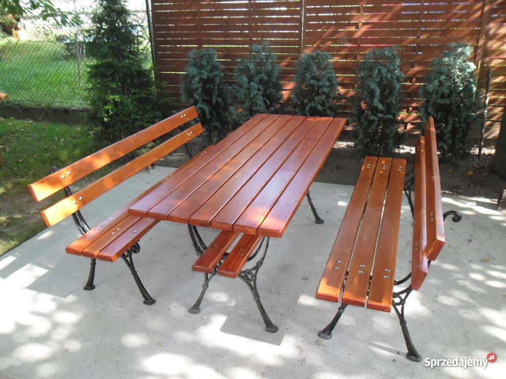 meble ogrodowe kute sprzedajemypl