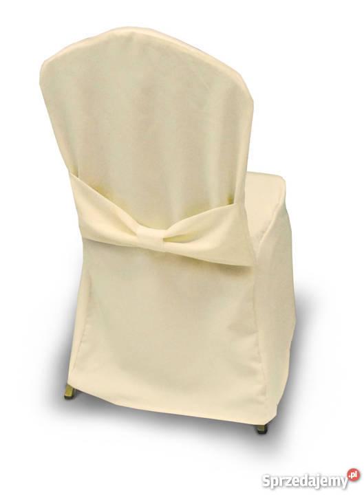 Modne ubrania Pokrowiec na krzesło dla Restauracji NOWE !!! Łomża - Sprzedajemy.pl BP15