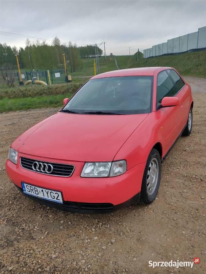 sprzedam Audi a3 8L 97r