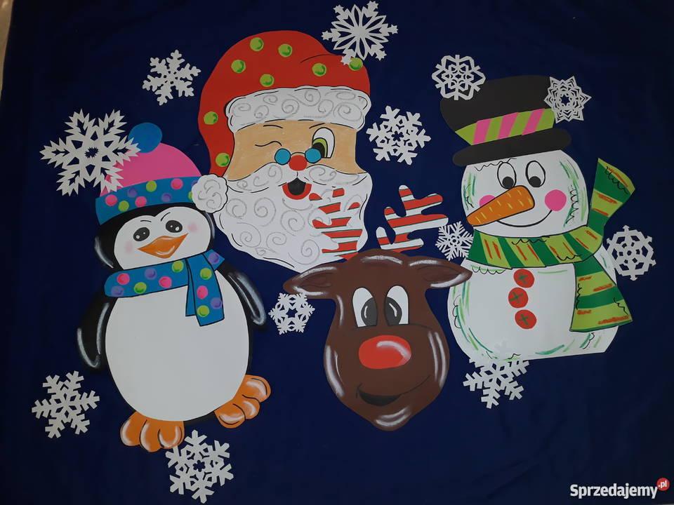 Dekoracje Do Przedszkola Boże Narodzenie Zima