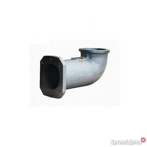 Kolano żeliwne podajnika 25 kW Golub-Dobrzyń