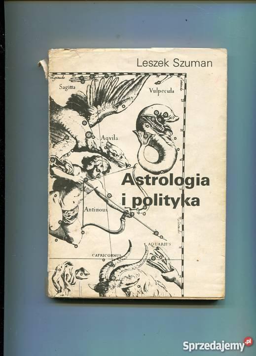 leszek szuman astrolog