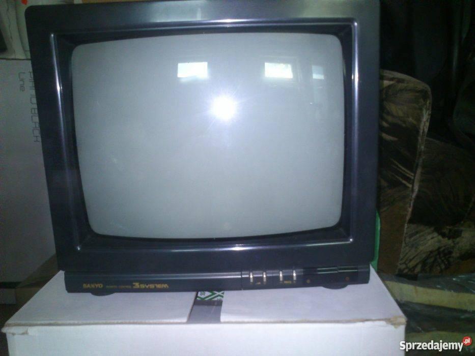 SPRZEDAM TV SANYO I PHILIPS 14