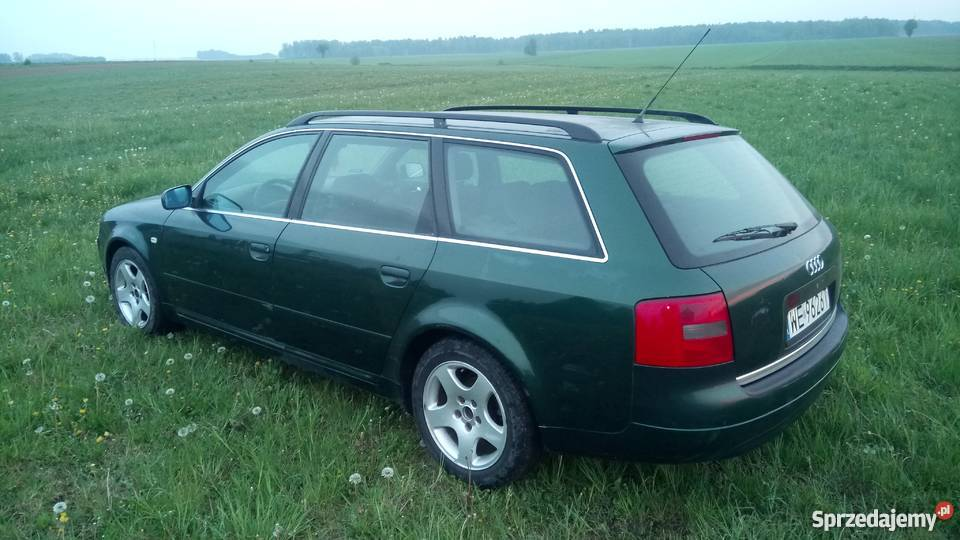 Audi A6 C5 2,5 TDI