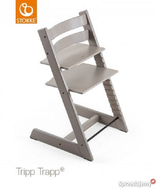 Chwalebne Krzesełko Stokke Tripp Trapp Żary - Sprzedajemy.pl MZ88