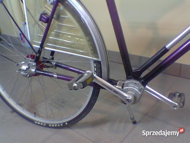 Rower z napędem na wał kardana Rowery i akcesoria