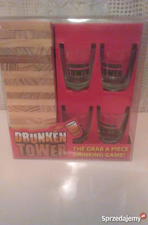 Gra imprezowa Tower Drunken Wiek od 18