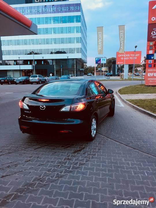 Modne ubrania Mazda 3. rok prod. 2009. Kraków - Sprzedajemy.pl KC03