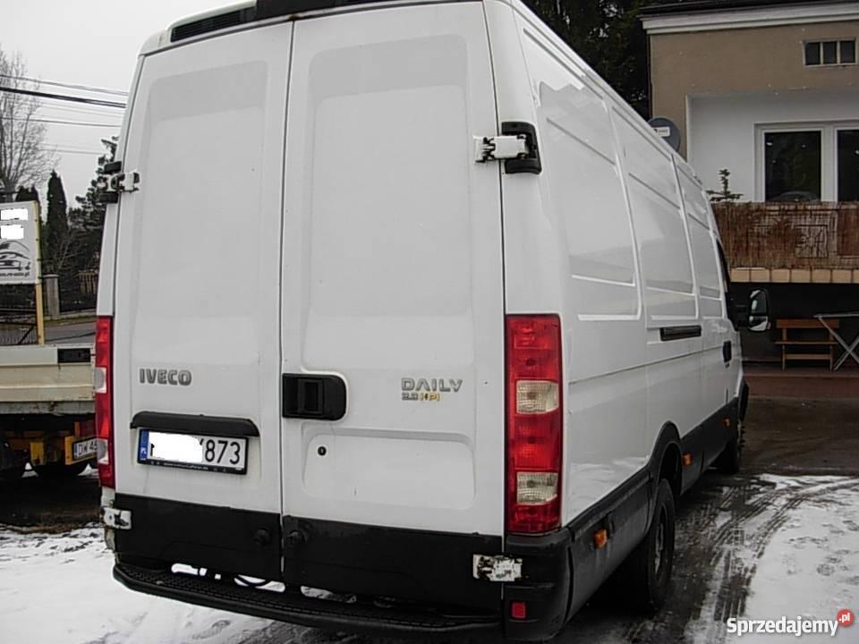 IVECO DAILY 35C12 MAXI BLIZNIAK 2007 Częstochowa