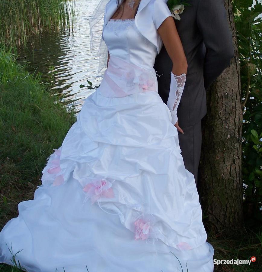Suknia ślubna Sprzedajemypl