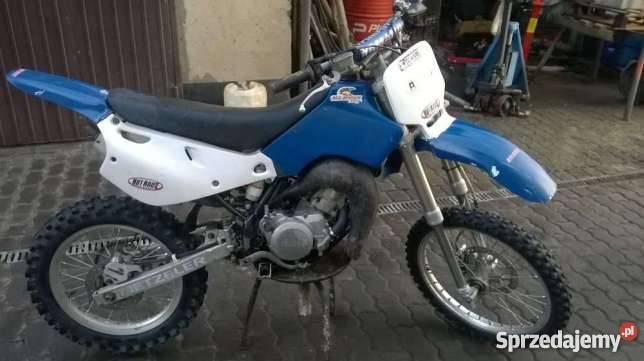 2000 Yamaha Yz 80 manual on