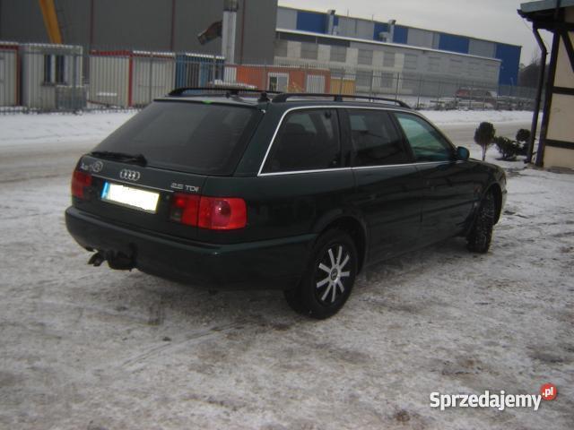 AUDI A6 C4 1996 25 TDI Starachowice sprzedam