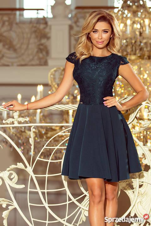35c1760963 sukienka rozkloszowana xxl - Sprzedajemy.pl