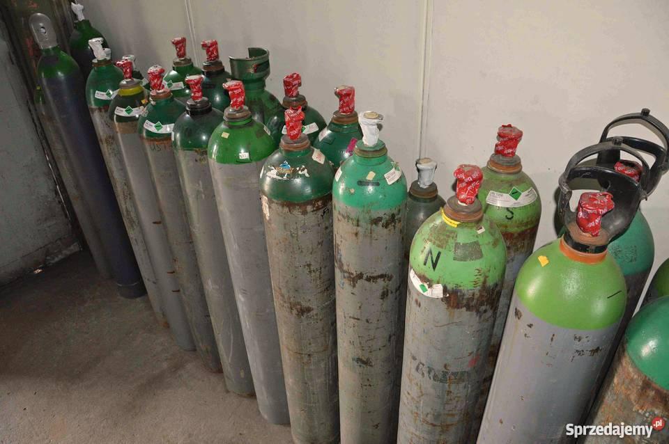 Groovy Butle spawalnicze Gazy techniczne Mix CO2 Argon Acetylen Wrocław EM81