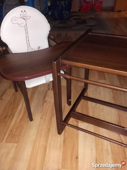 Krzeselko Do Karmienia Wielofunkcyjne Drewniane Gdansk Sprzedajemy Pl