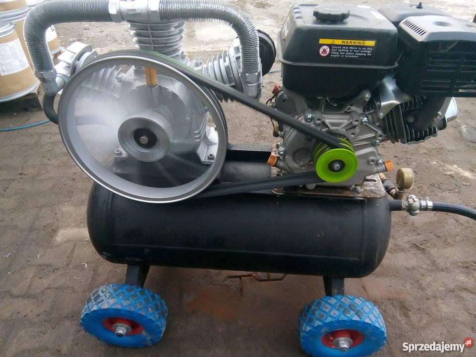 Zaawansowane kompresor do piaskowania - Sprzedajemy.pl ZD76