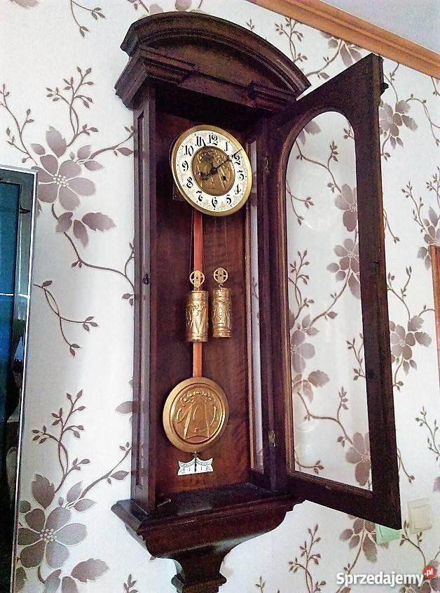 Okazja Sprzedam Zegar ścienny Tzwwiedeńczyk