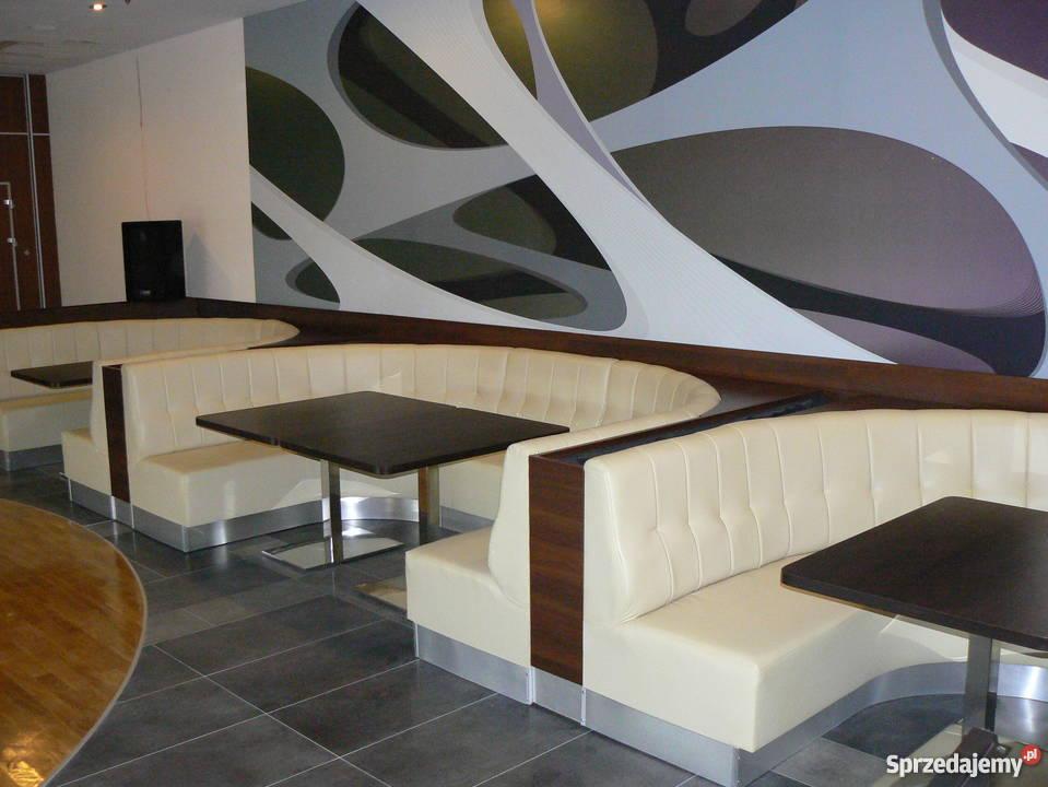 loże boksy meble do lokali sofy kanapy Częstochowa sprzedam