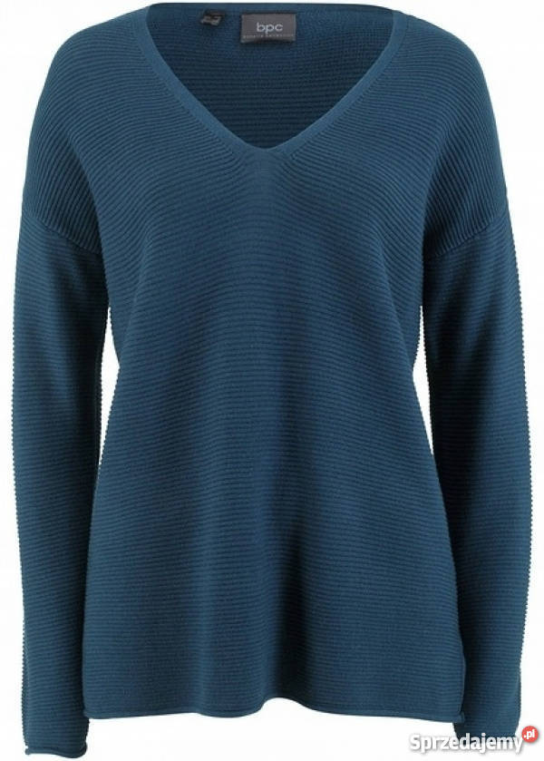 Sweter róż oversize R 4042