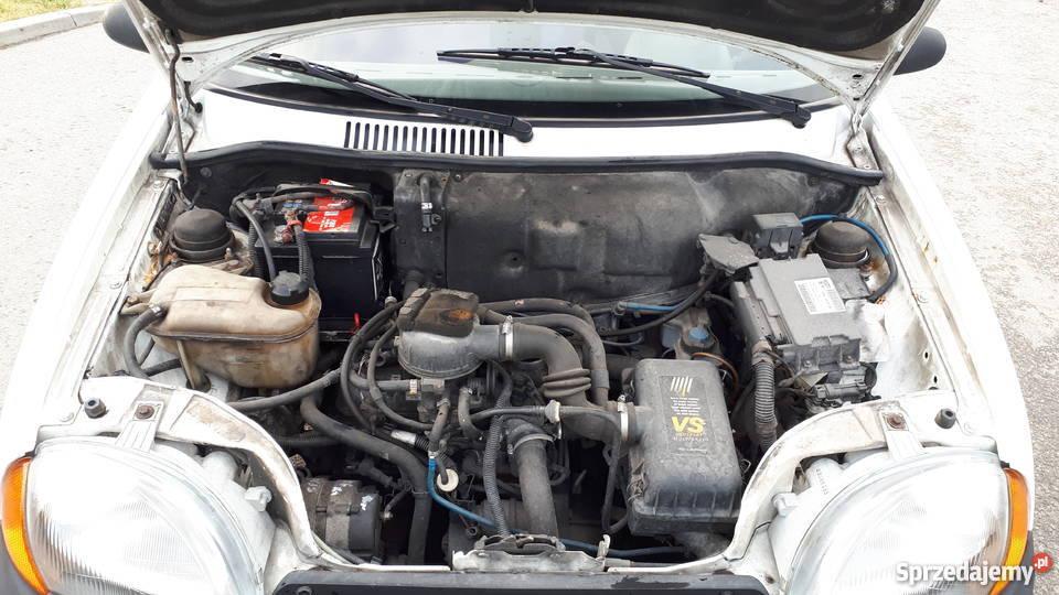 TANIO Sprzedam Fiat Seicento 900 ccm OKAZJA biały Rzeszów