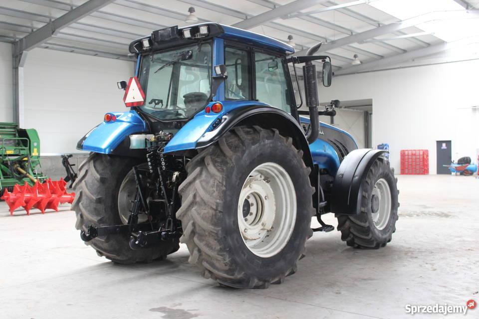 ciągnik rolniczy Valtra T 202 S Sokoły