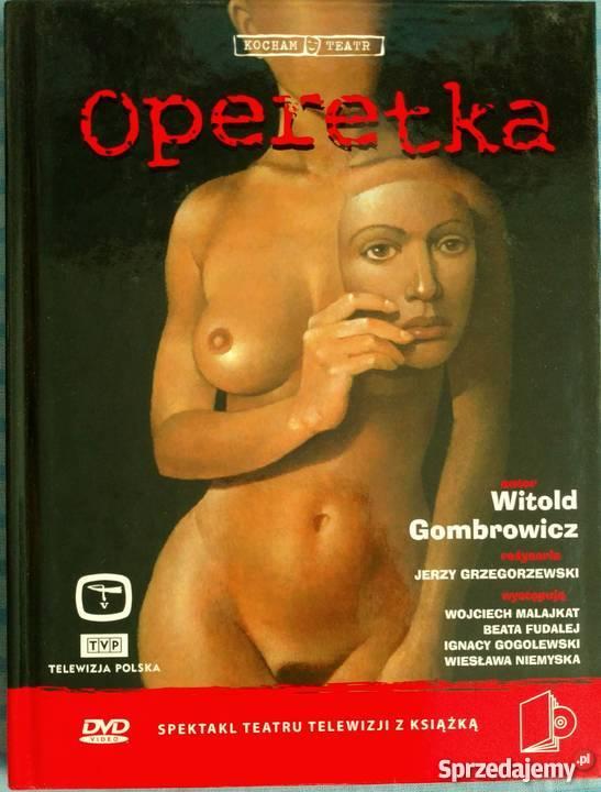 GOMBROWICZ Operetka GRZEGORZEWSKI GOGOLEWSKI Warszawa