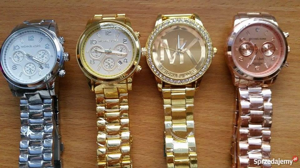 1b7f758f271e6 Zegarek Michael Kors MK cyrkonie złoty srebrny różowy prezen ...