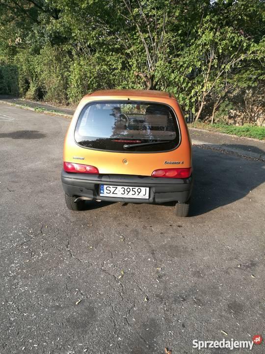 Fiat Seicento 11 Okazja 54KM