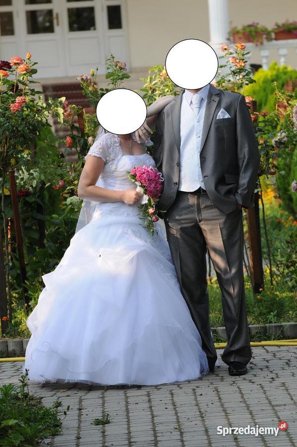 Suknia Ślubna podkarpackie Stara Jastrząbka