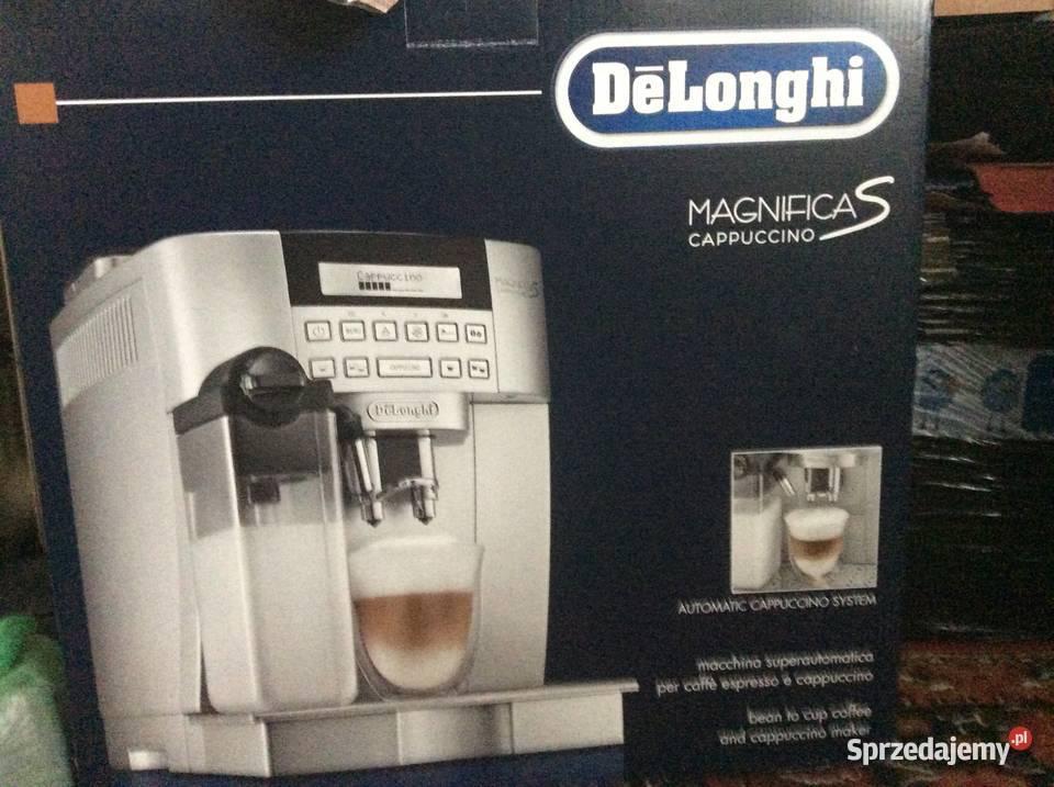 Ekspres Delonghi Magnifica S Cappuccino