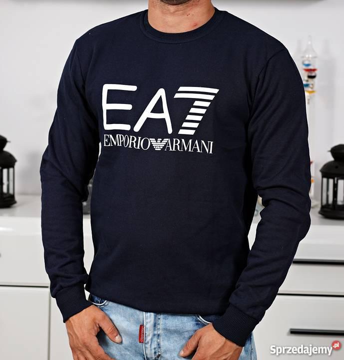 1bd8fa730227f Bluza meska Calvin Klein EA7 Guess Warszawa - Sprzedajemy.pl