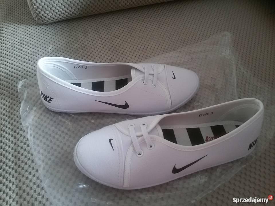 Wybitny Białe tenisówki. Łódź - Sprzedajemy.pl WO52