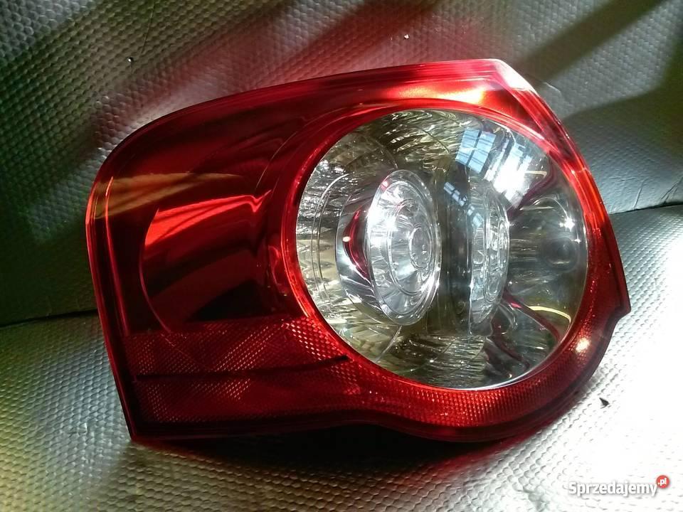 VW PASSAT B6 KOMBI LAMPA LEWA TYŁ LED