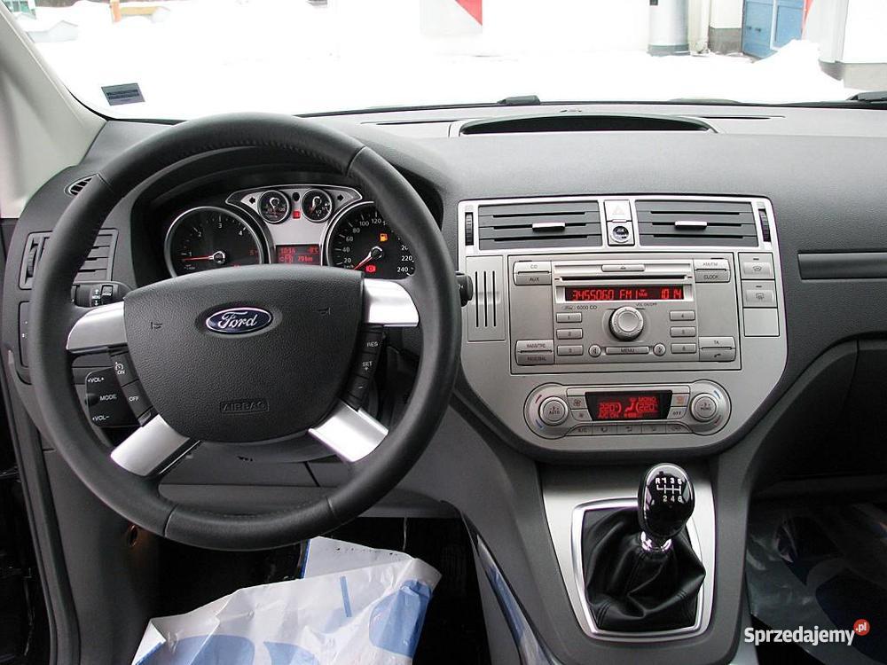 Na nieuszkodzony Ford Kuga komputer pokładowy Kuga