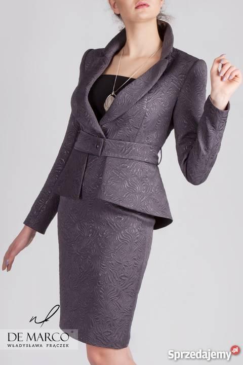 0a646d37bf kostiumy do pracy - Sprzedajemy.pl