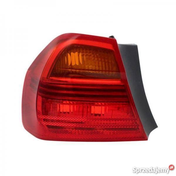 Bmw E90 Lampy Tyl