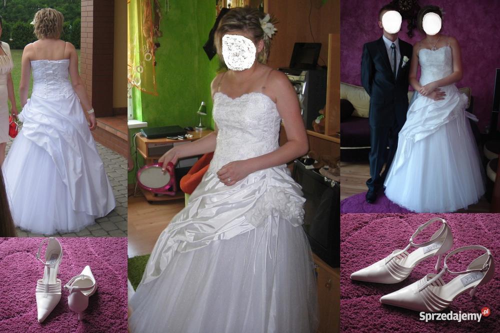 3e38f7df97 Sprzedam suknię ślubną - Sprzedajemy.pl