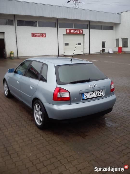 Audi A3 16 102km Igła Białystok Sprzedajemypl