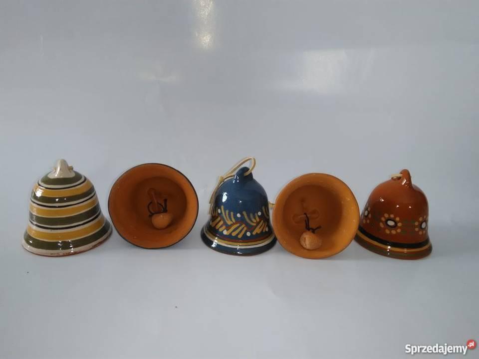 Dzwonek ceramiczny 2 Łysa Góra sprzedam