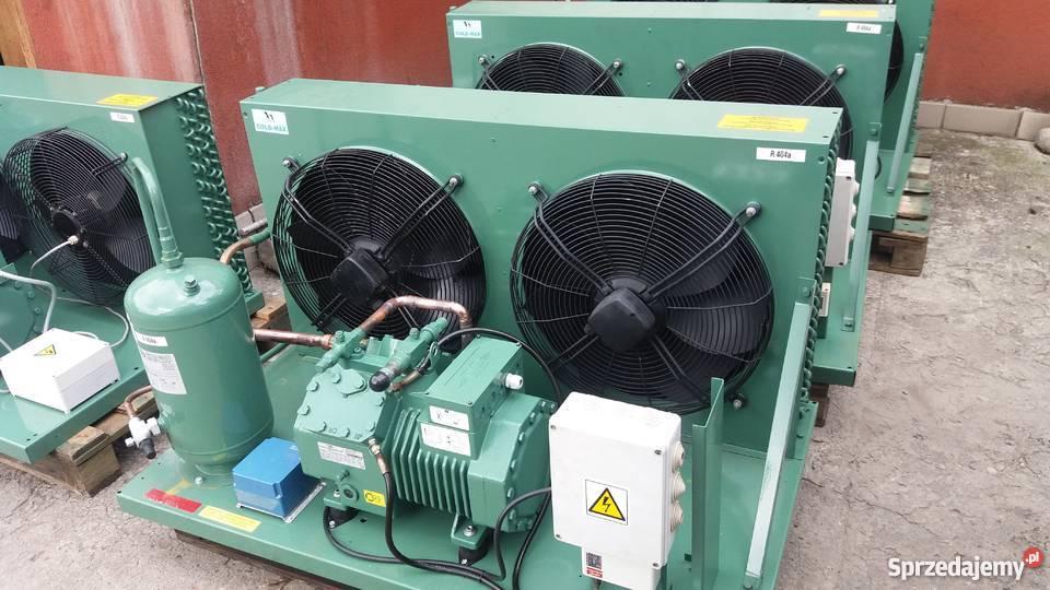 W superbly Agregat chłodniczy używany Bitzer 4PC- 10.2Y - 40S 48.5m3/h PW26