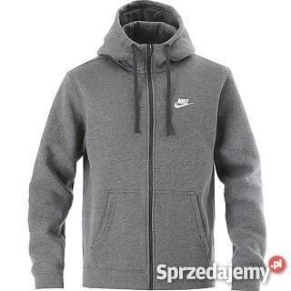 wyprzedaż hurtowa fabrycznie autentyczne super promocje Bluza Nike męska NOWA
