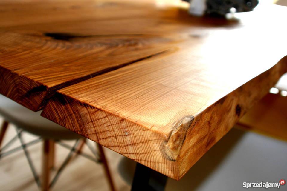 Nowoczesny Stół Drewniany Sprzedajemypl