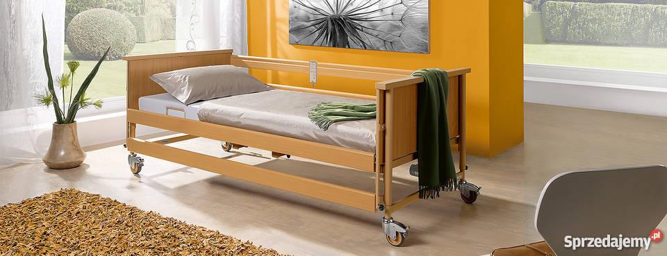 Wypożyczenie Wynajem łóżka Rehabilitacyjnego