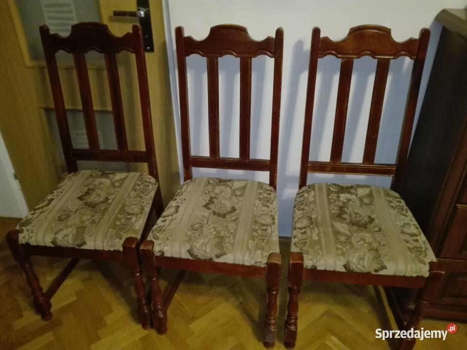 3 Krzesła - komplet, Swarzędz