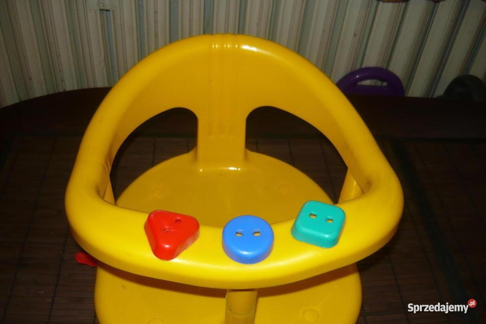 krzesełko do kapieli do wanny i prysznica Krzesełka do karmienia Pruszcz Gdański sprzedam